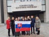 Návšteva partnerov z Kyjeva na Slovensku
