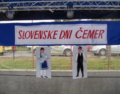 Slovenské dni Csömör 2010