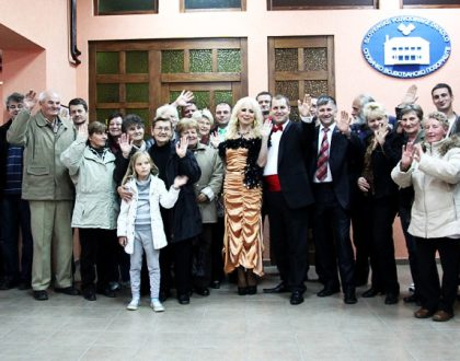 Jakubec & Božana v Srbsku 2012