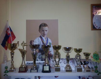Podporujeme mladých športovcov