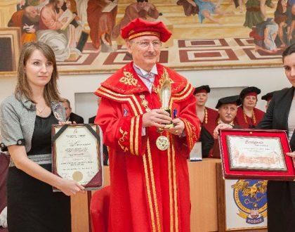 Slávnostné otvorenie Auly akademika Milana Čiča - VŠBM Košice