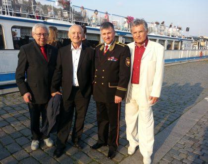 Tradičná plavba po Vltave 2014