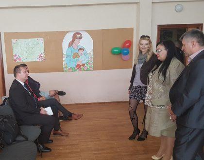 Deň matiek - Ľvovská univerzita biznisu a práva, Ukrajina
