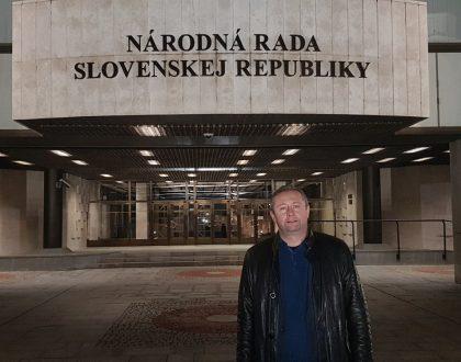 Návšteva partnerov z Ukrajiny na Slovensku