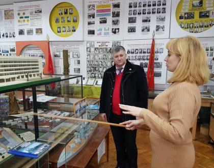 Pracovné rokovanie s Univerzitou Biela Cerkev, Ukrajina