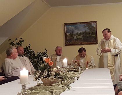 Stretnutie s kňazmi