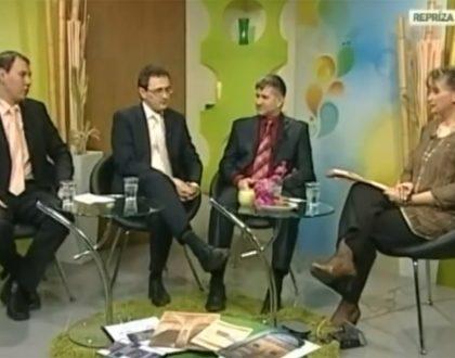 Delegácia zo Slovenska v priamom prenose RTV 2, Srbsko