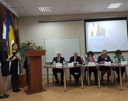 Konferencia v Kyjeve, Ukrajina