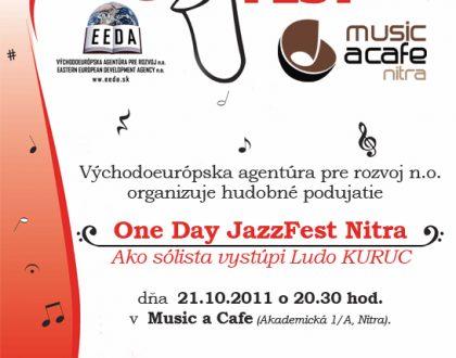 One Day JazzFest Nitra 2011