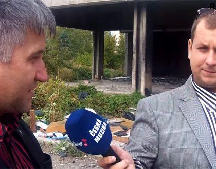 Smutné mesto, bomby nad hlavami - Nový Sad, Srbsko