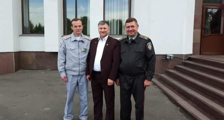 Návšteva Inštitútu väzenstva v Kyjeve, Ukrajina