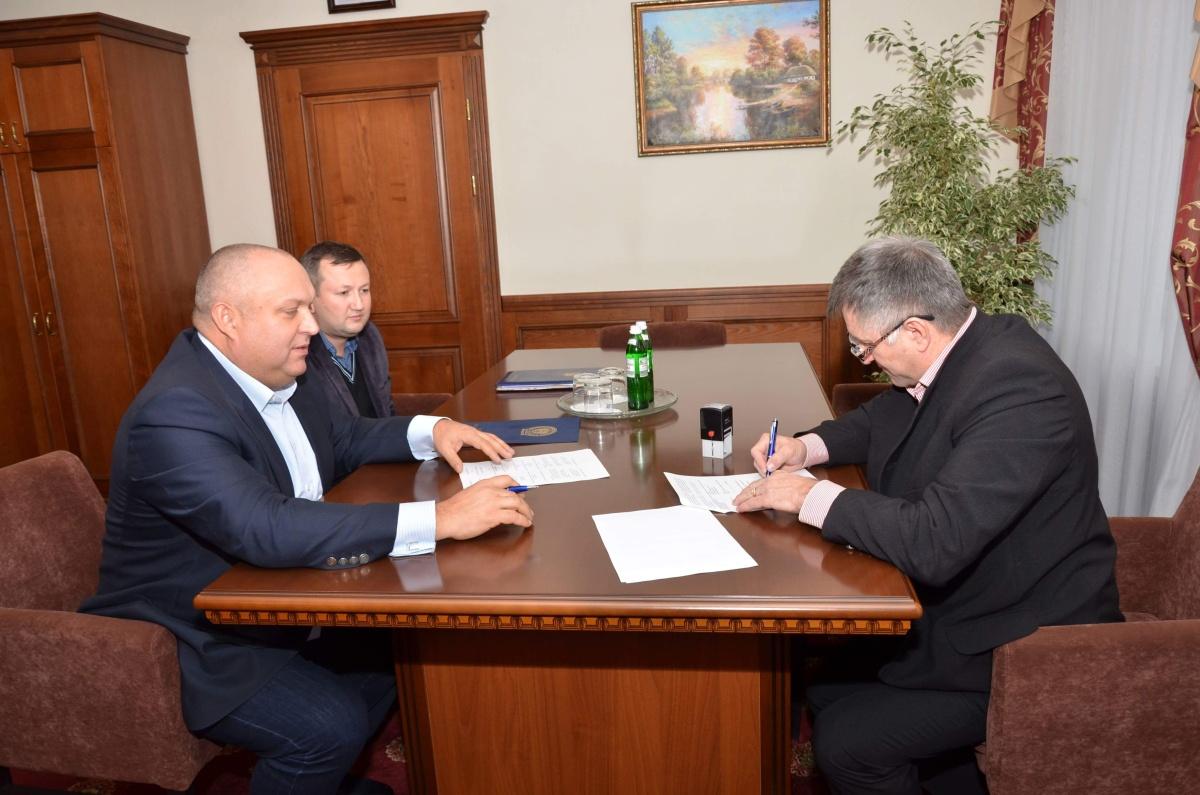 Podpísanie zmluvy o spolupráci s Národnou Akadémiou prokuratúry Ukrajiny