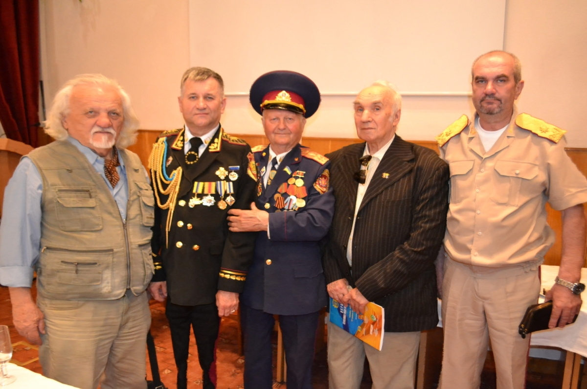 Zjazd Kozákov Ukrajiny v Kyjeve