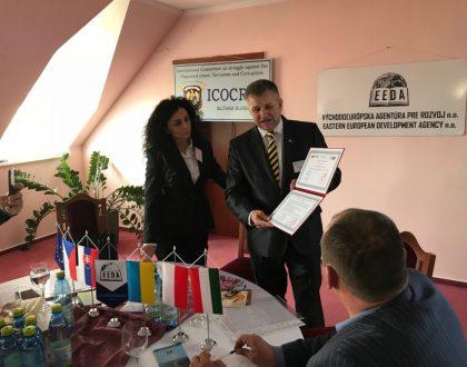 Doktor psychologických vied Uliana Mykhailyshyn úspešne ukončil vedeckú stáž