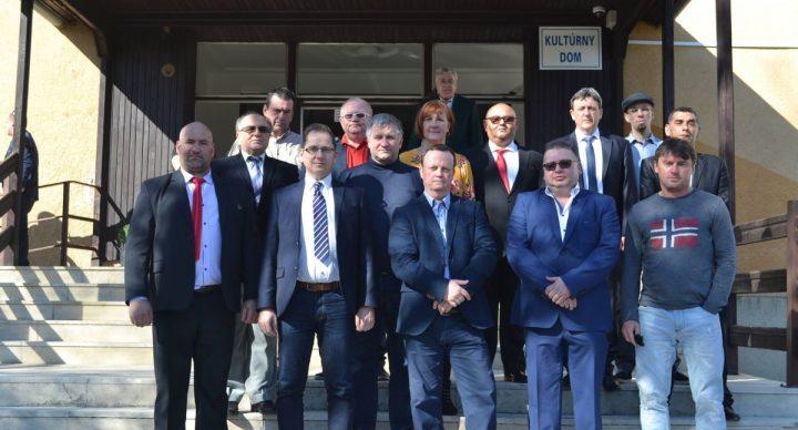 Stretnutie kandidátov do Europarlamentu za stranu NAJ