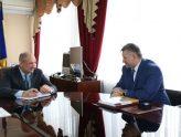 J. Zaťko navštívil Charkovskú univerzitu s návrhmi na spoluprácu
