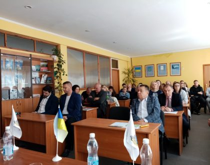 Konferencia v meste Ľvov, Ukrajina