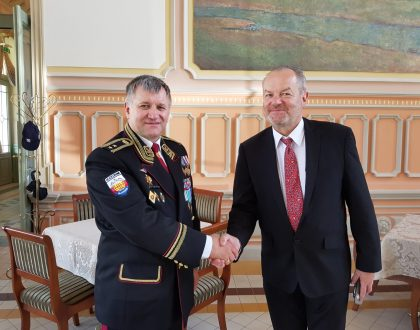 Stretnutie s predstaviteľmi mesta Premyšl, Poľsko