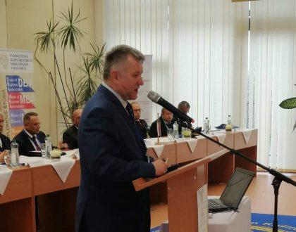 Vystúpenie Jozefa Zaťka na konferencii VŠBM Košice